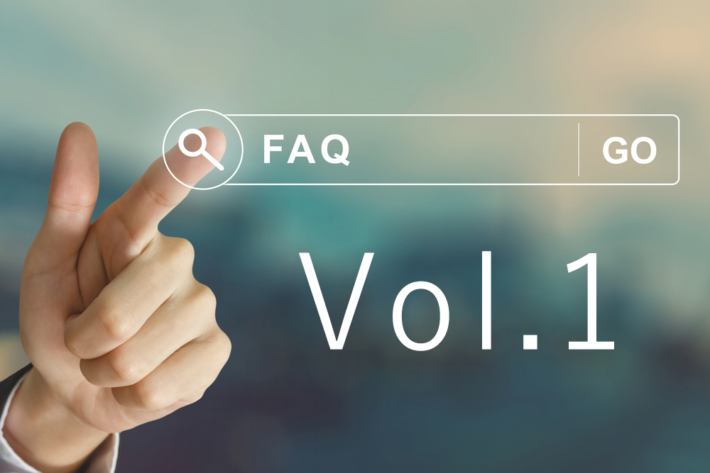 FAQ-Vol1